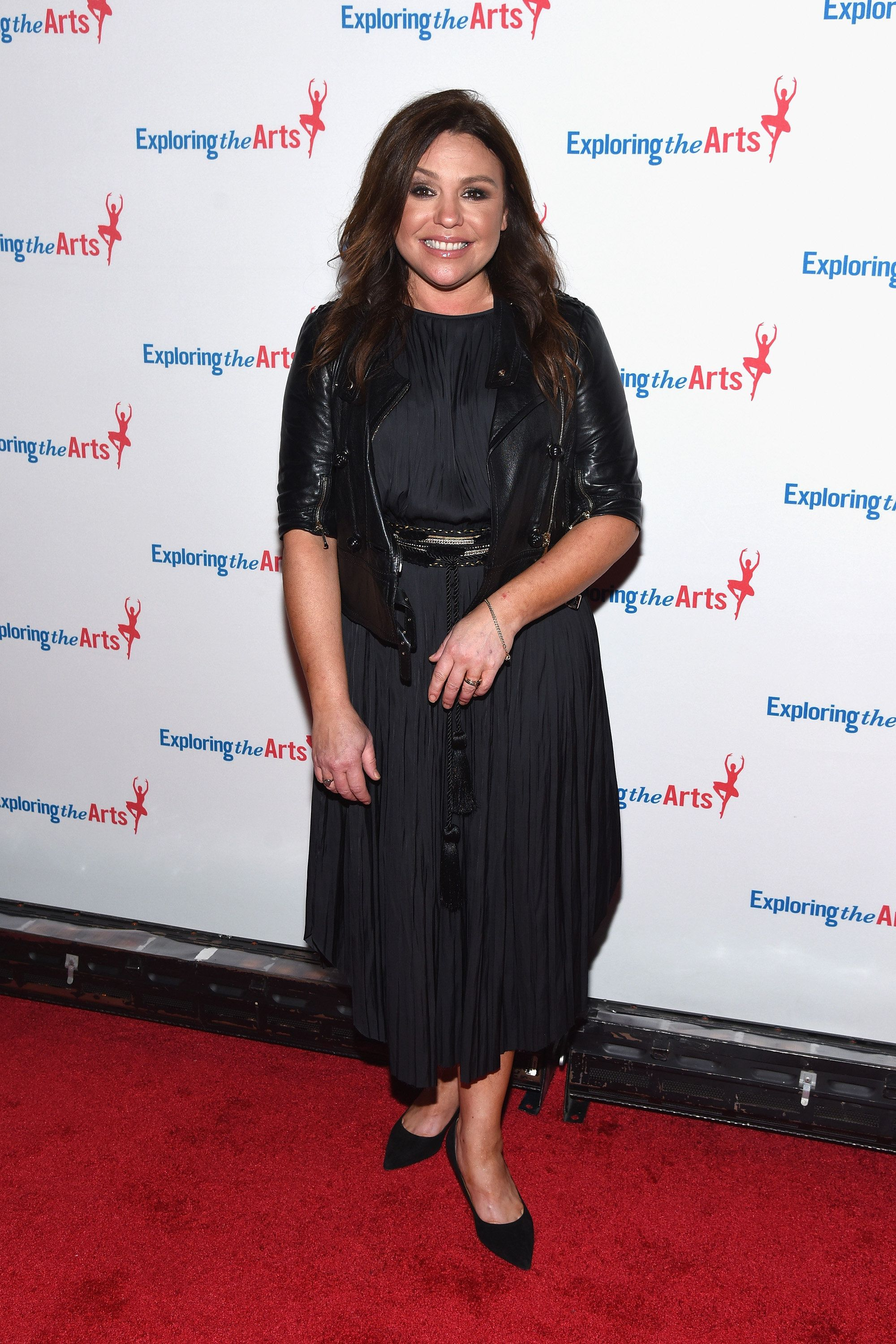 NEW YORK, NY - SEPTEMBER 28:  Rachael Ray attends the 9th Annual Exploring The Arts Gala founded by Tony Bennett and his wife Susan Benedetto at Cipriani 42nd Street on September 28, 2015 in New York City.  (Photo by Dave Kotinsky/Getty Images 8th Annual Exploring The Arts Gala)