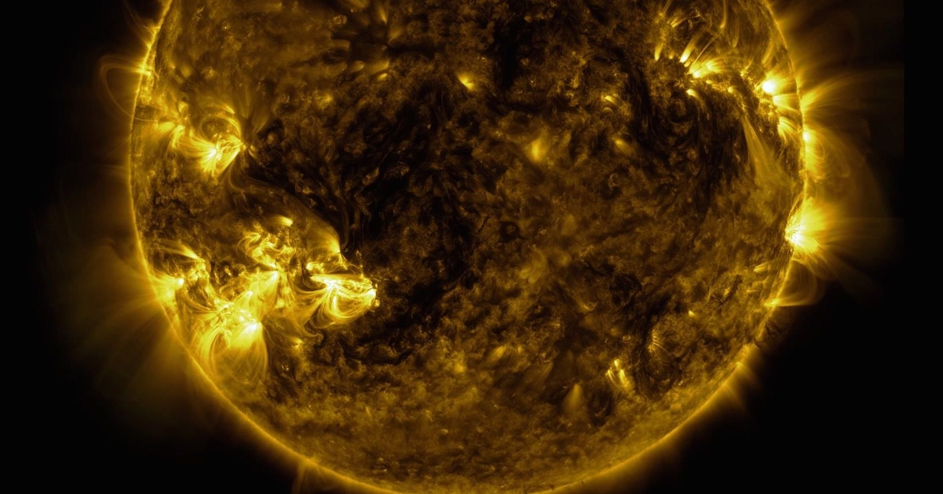 New NASA Video Shows The Sun In Stunning Ultra-High Definition