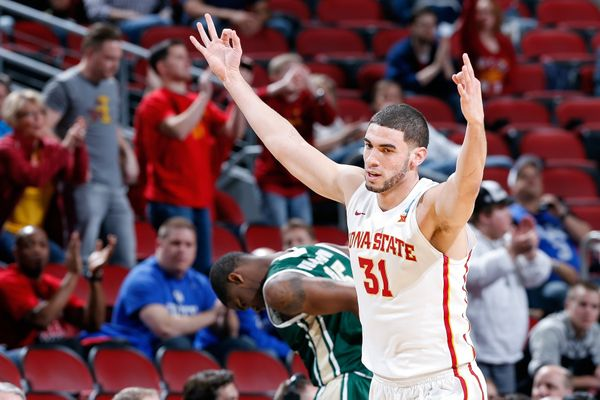 "The 6-foot-8 Niang is Iowa State's point forward -- a splendid blend of skill and size. Gone is ""the mayor,"" head coach Fred"
