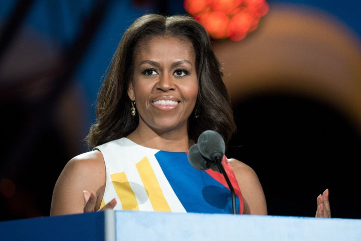 michelle obama thesis post Even more entertaining is the fact that the comments reveal that michelle obama's detractors largely assume that she is of an inferior intellect because she is black-- this thesis is explicitly .