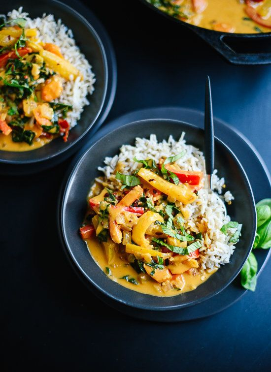 "<strong>Get the <a href=""http://cookieandkate.com/2015/thai-red-curry-recipe/"">Thai Red Curry with Vegetables recipe</a>&nbsp"