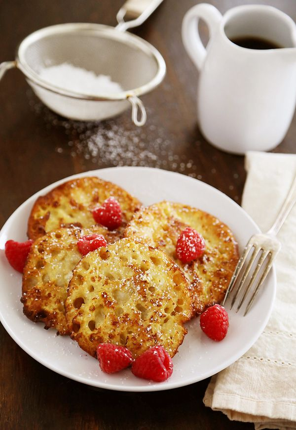 """<strong>Get the <a href=""""http://www.thecomfortofcooking.com/2015/06/english-muffin-french-toast.html#_a5y_p=3982264"""">English"""