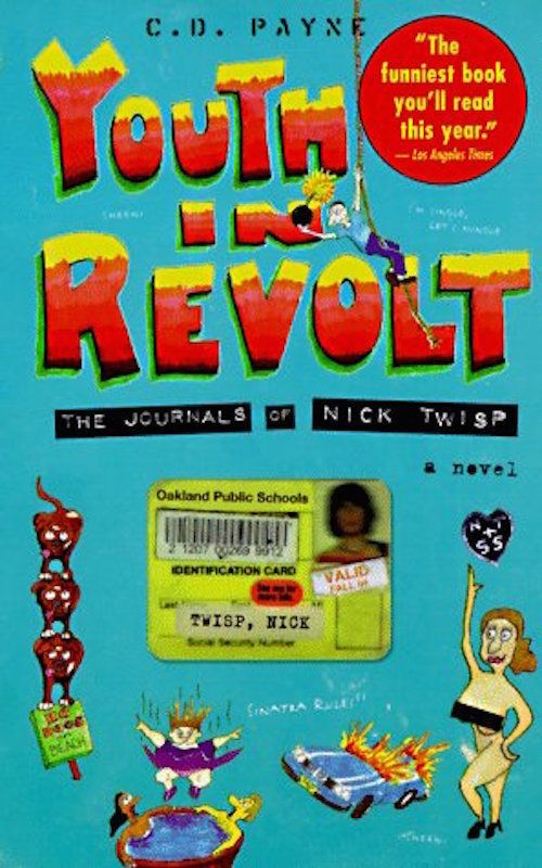 "<i><strong><a href=""http://www.amazon.com/Youth-Revolt-Journals-Nick-Twisp/dp/0385481969/ref=sr_1_1?amp=&ie=UTF8&keywords=you"