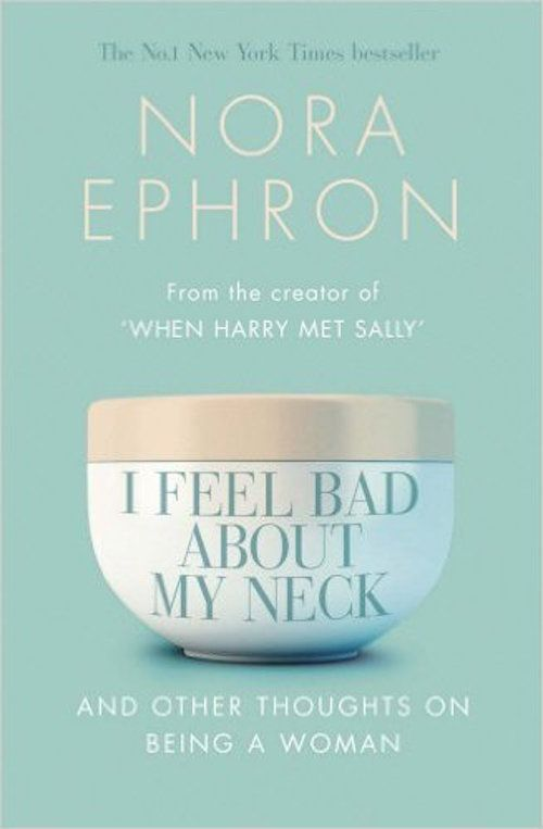 "<i><strong><a href=""http://www.amazon.com/Feel-Bad-About-My-Neck/dp/0307276821/ref=sr_1_1?amp=&ie=UTF8&keywords=i+feel+bad+ab"