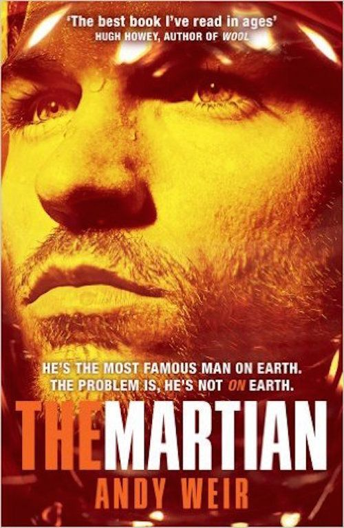 "<strong><i><a href=""http://www.amazon.com/Martian-Andy-Weir/dp/0553418025/ref=sr_1_1?amp=&ie=UTF8&keywords=the+martian&qid=14"