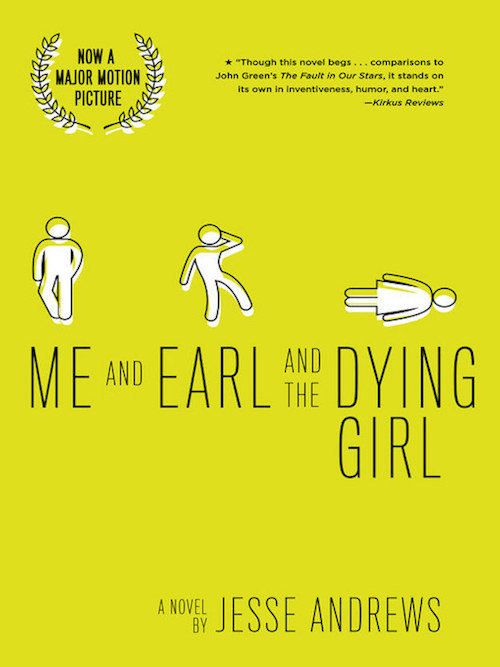 "<strong><i><a href=""http://www.amazon.com/Me-Earl-Dying-Girl-Revised/dp/1419719602/ref=sr_1_1?amp=&ie=UTF8&keywords=me+and+ea"