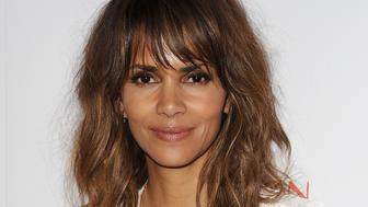LOS ANGELES, CA - JUNE 03:  Actress Halle Berry and Revlon celebrate achievements in cancer research at Four Seasons Hotel Los Angeles at Beverly Hills on June 3, 2015 in Los Angeles, California.  (Photo by Jason LaVeris/FilmMagic)