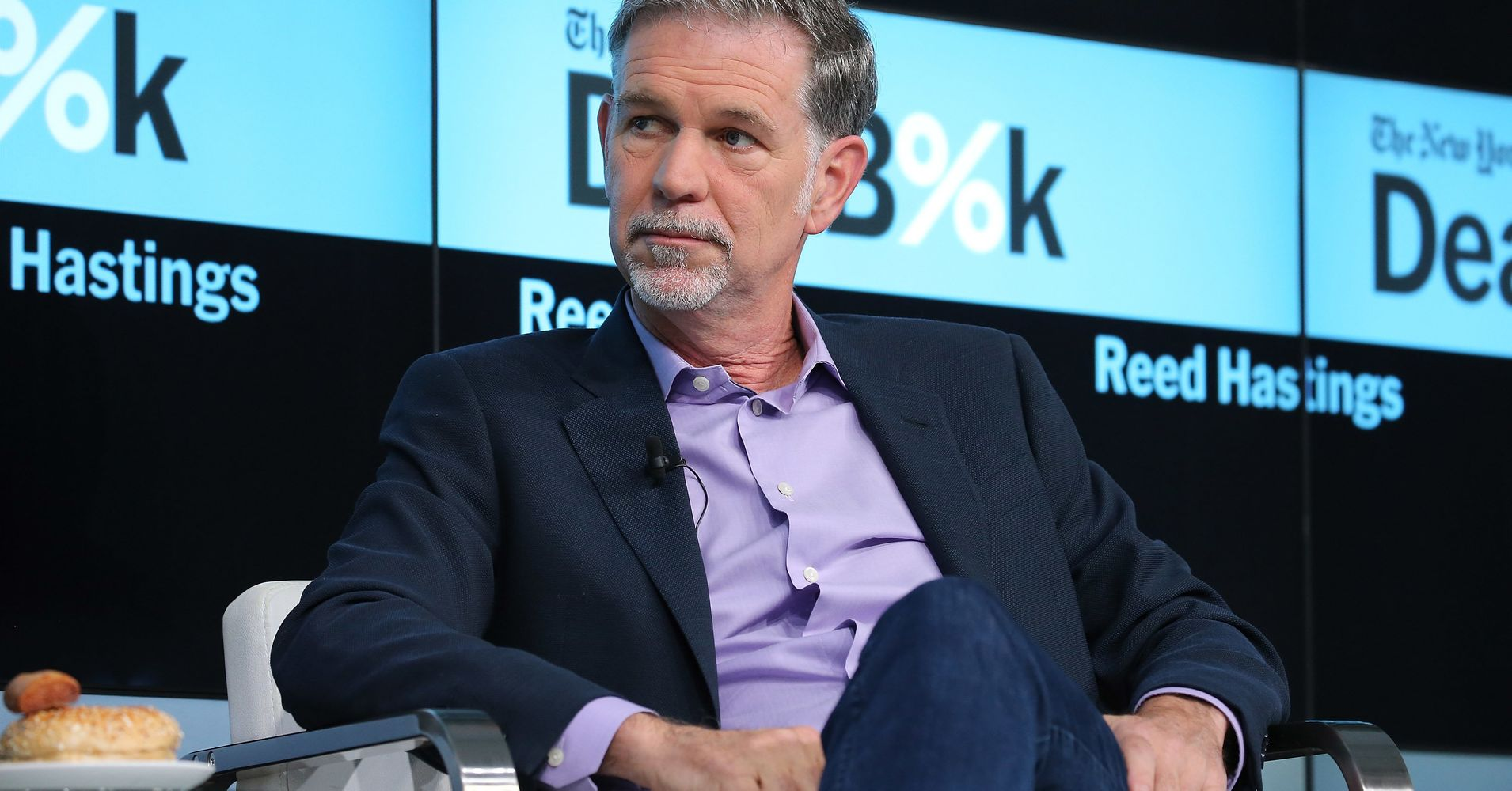 Netflix Should Ditch Its Unlimited Vacation Policy Its Ceo Is Proof Huffpost