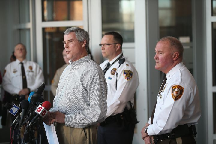 e485541b2b46 St. Louis County Prosecuting Attorney Robert McCulloch has been accused of  influencing a grand jury s