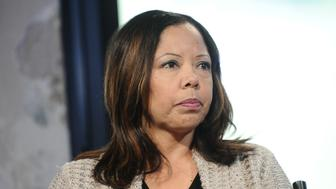 NEW YORK, NY - OCTOBER 29:  Lucy McBath attends AOL Build to discuss her film 'The Armor of Light' at AOL Studios on October 29, 2015 in New York City.  (Photo by Daniel Zuchnik/WireImage)