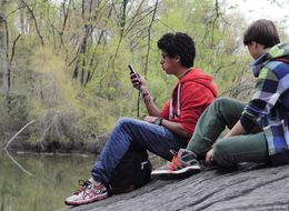 Teens Are Spending A Surprising Amount Of Time On Smartphones