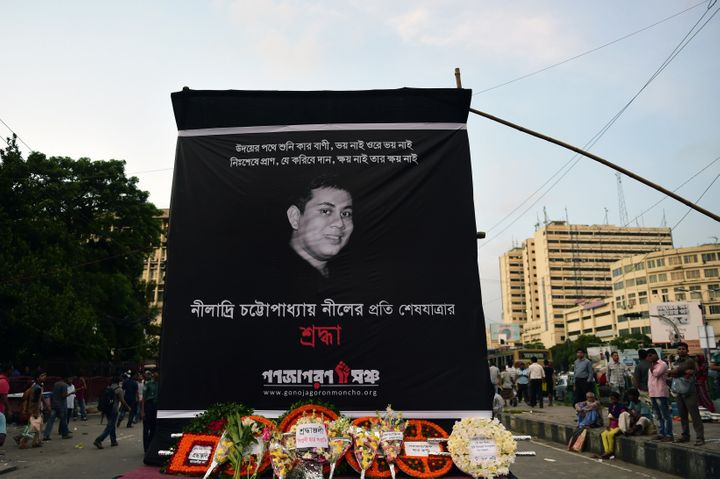 Five secular writers and publishers have been killed this year in Bangladesh, and many more targeted by violent extremists.