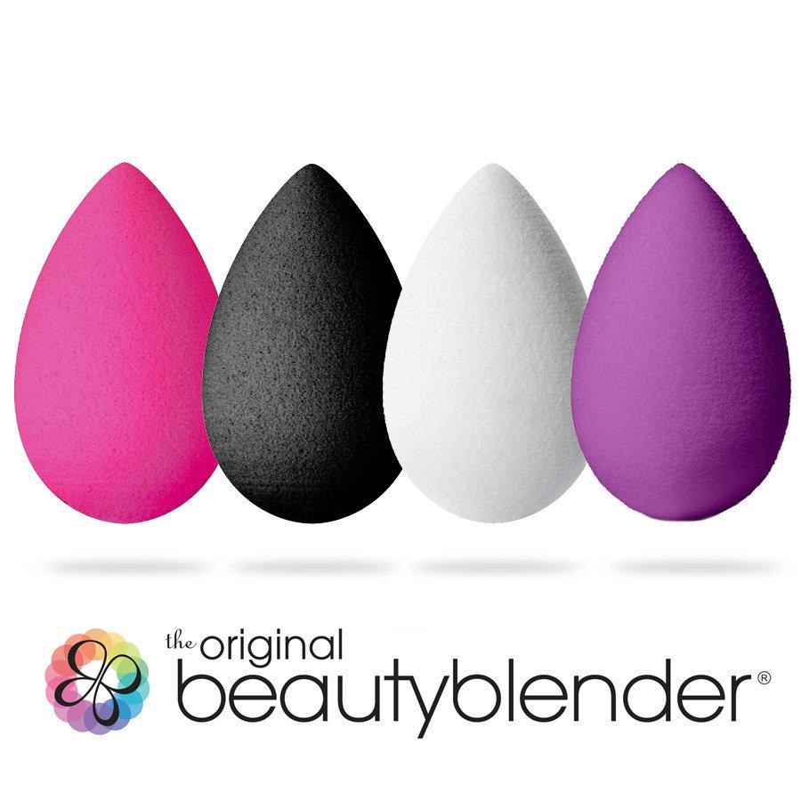 Beautyblender makeup sponge applicator.