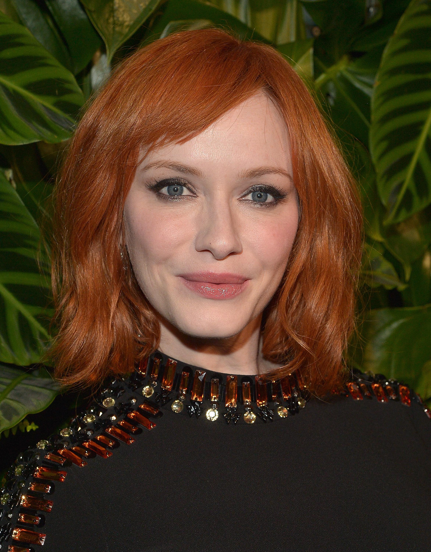 Redhead actress tv