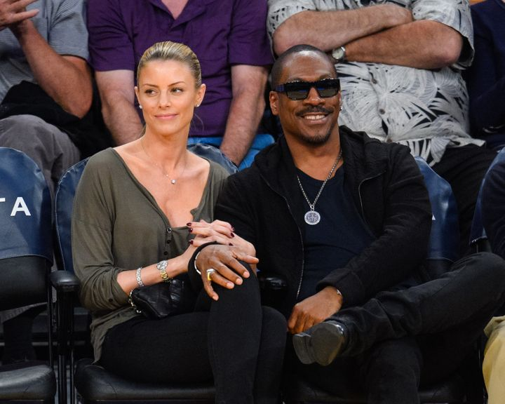 eddie murphy and girlfriend paige butcher are expecting a