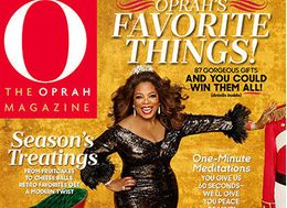 Oprah's Favorite Things For 2015 Are Here!