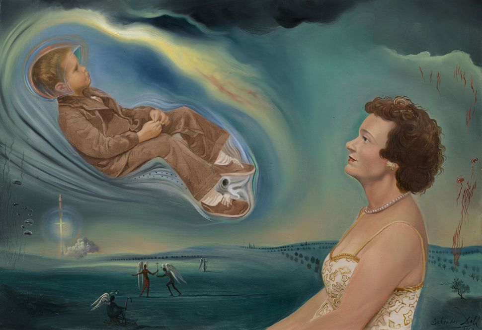 <i>Property from the Estate of Ann W. Green, Havre de Grace, Maryland,&nbsp;</i>Salvador Dal&iacute;,&nbsp;<strong>Portrait d