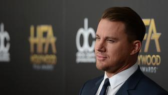 BEVERLY HILLS, CA - NOVEMBER 01:  Channing Tatum attends the 19th Annual Hollywood Film Awards at The Beverly Hilton Hotel on November 1, 2015 in Beverly Hills, California.  (Photo by C Flanigan/Getty Images)
