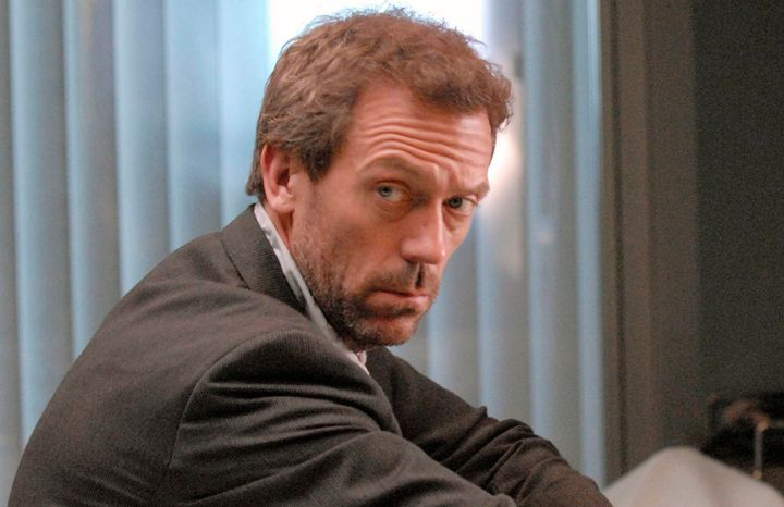 Sarcasm (frequently used by the character Dr. Gregory House, pictured here) increases creativity through abstract thinking fo
