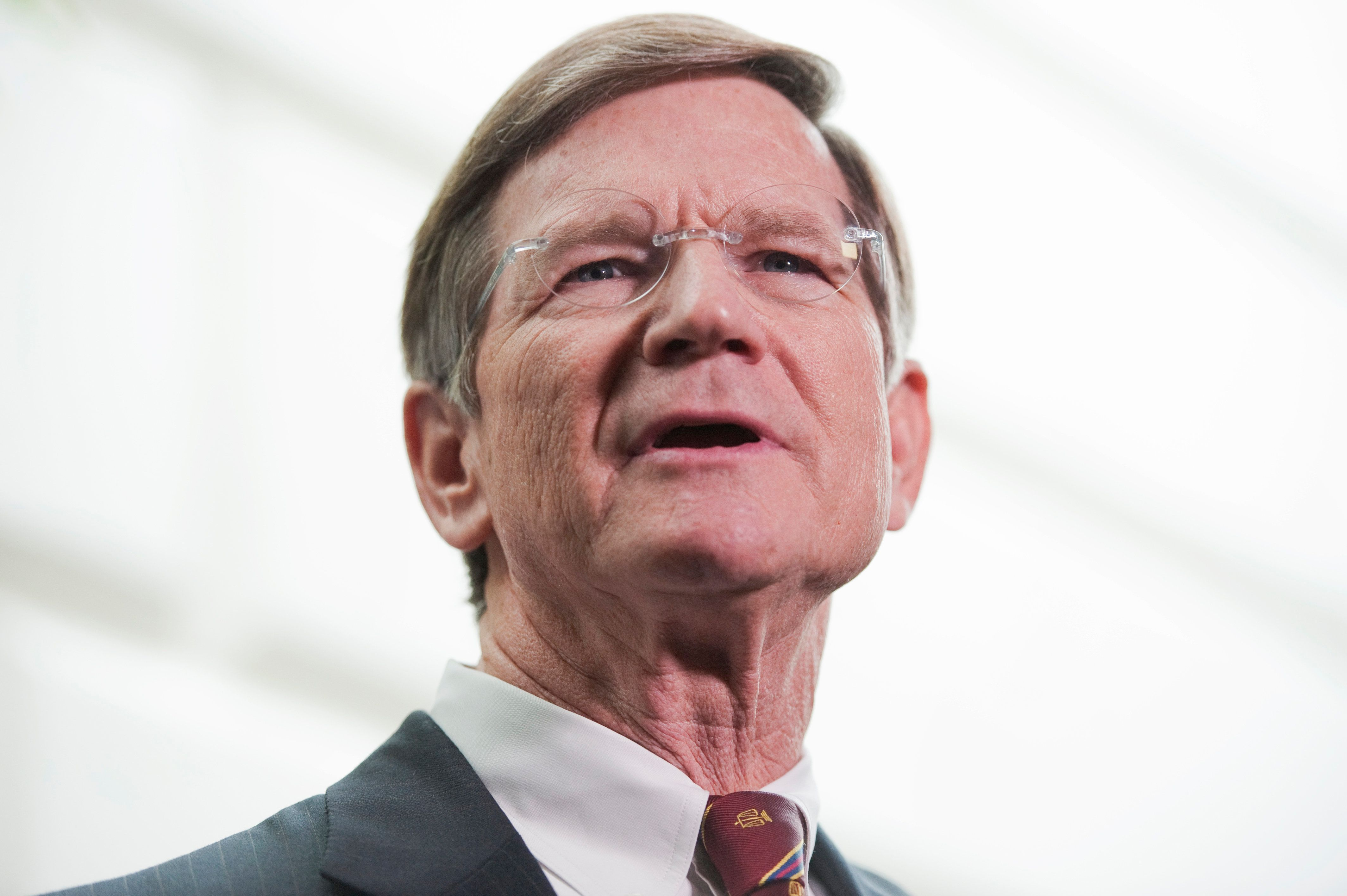 Rep. Lamar Smith is in a battle about climate science.