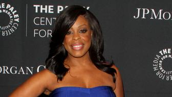 BEVERLY HILLS, CA - OCTOBER 26:  Comedian Niecy Nash attends the Paley Center for Media's tribute to african-american achievements in television at the Beverly Wilshire Four Seasons Hotel on October 26, 2015 in Beverly Hills, California.  (Photo by Matthew Simmons/Getty Images)
