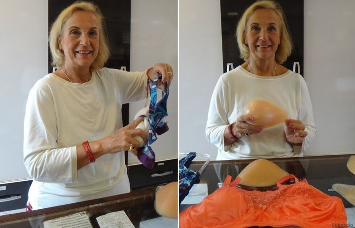 Myriam Sanchez launched her lingerie business 30 years ago.