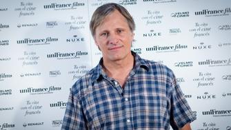 MADRID, SPAIN - JUNE 19:  Actor Viggo Mortensen attends the 'Lejos de Los Hombere' photocall at Ideal Cinema on June 19, 2015 in Madrid, Spain.  (Photo by Pablo Cuadra/Getty Images)
