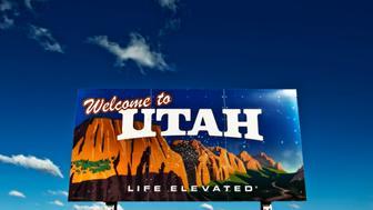 NV 319/UT 56, Nevada/Utah Border