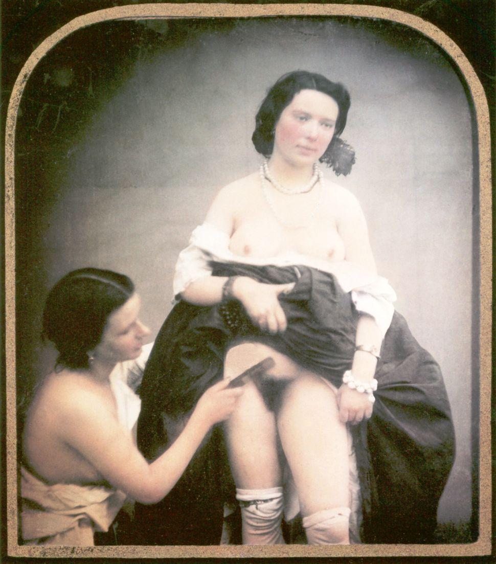 Daguerreotype Nude 76