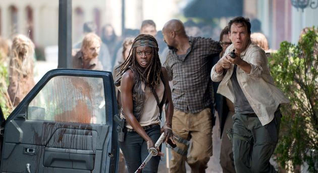 8 'Walking Dead' Secrets You Didn't Know, According To A Dead