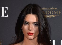 Kendall Jenner Takes High-Low To A New Level