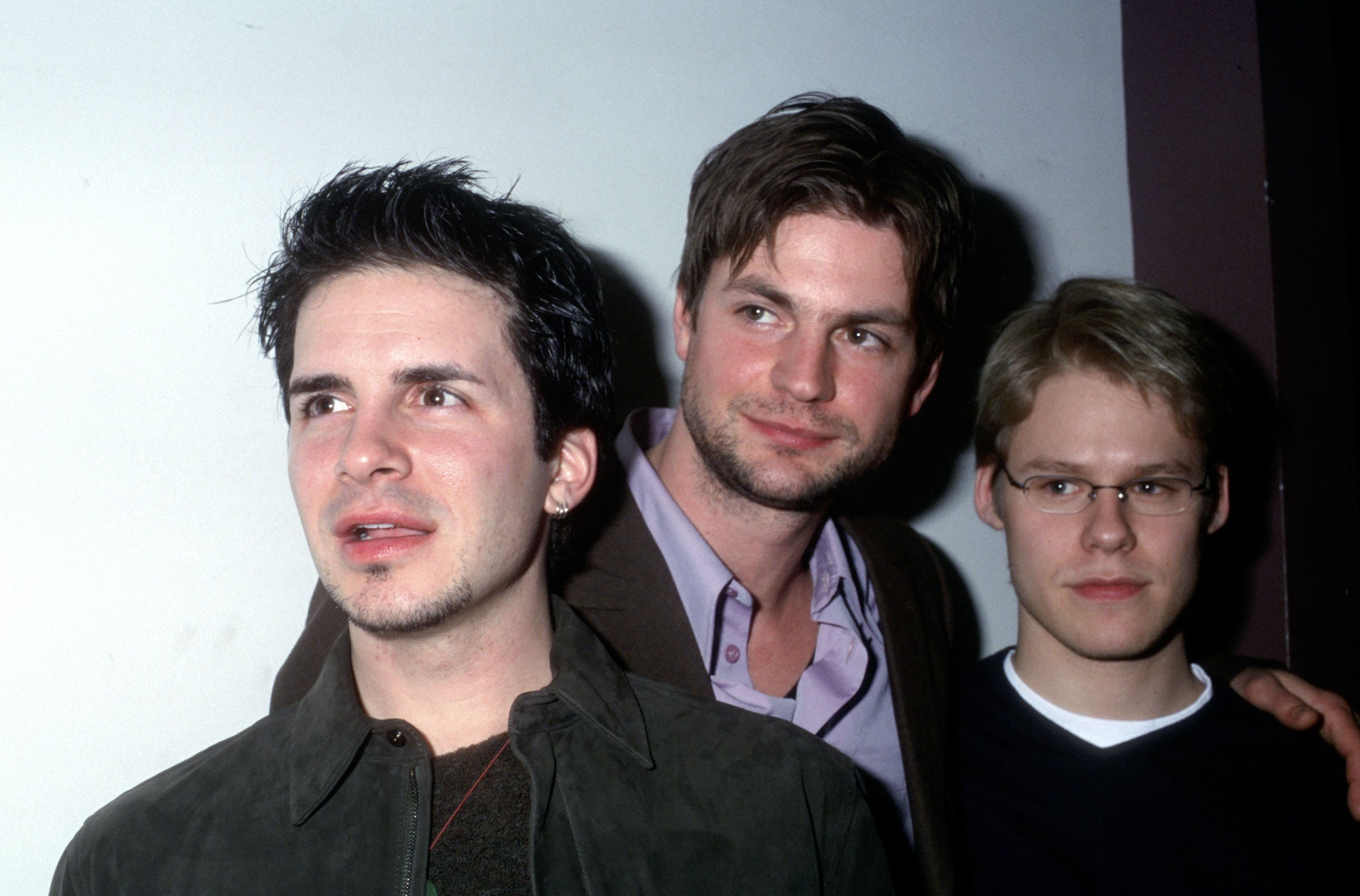 Hal Sparks, Gale Harold, and Randy Harrison (Photo by Ron Galella/WireImage)