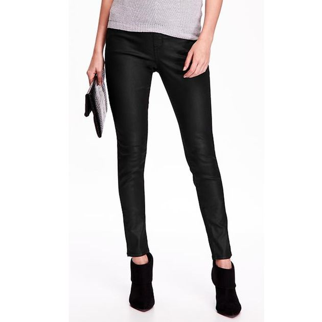 Buy It Now. Free Shipping. Free Returns. Fall Women's High Waist Faux Leather Pants Leather Leggings Warmer Shiny -UD5. Brand New. $ to $ Buy It Now. Free Shipping. Womens Sexy Faux Leather Leggings Slim Hip Push Up Pants Skinny Stretch Clubwear. Brand New. $ Buy It .