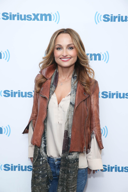 NEW YORK, NY - NOVEMBER 04:  Giada De Laurentiis visits SiriusXM Studios on November 4, 2015 in New York City.  (Photo by Rob Kim/Getty Images)