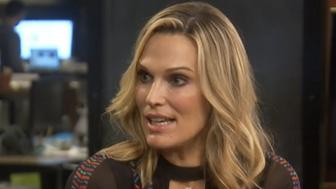 Molly Sims on HuffPost Live