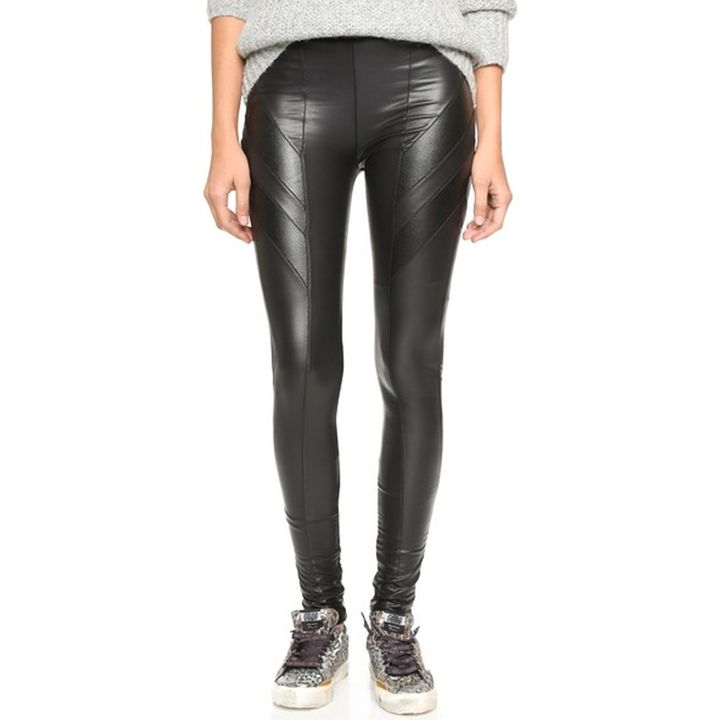 Find great deals on eBay for shiny leggings. Shop with confidence. Skip to main content. eBay: Shop by category. Shop by category. Enter your search keyword Ladies High Waist Black Faux Leather Leggings Wet Look Shiny Stretch Tight Pants. Brand New. $ to $ Buy It Now. Free Shipping.