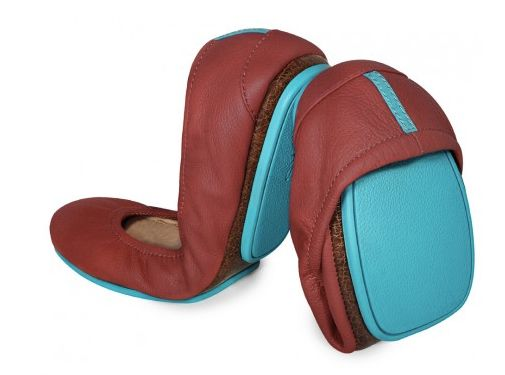 """""""The material takes the shape of your feet, and they are so comfy I even wearthem inmy house. They fold up comple"""