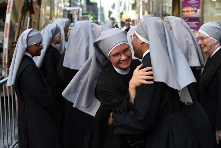 One of the appeals the Supreme Court has agreed to hear involves the Little Sisters of the Poor, a group of nuns claiming tha