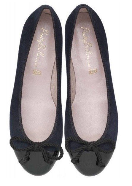 """""""They're cut nicely, so Inever got blisters on my heelsor around my toes."""" (<a href=""""http://www.prettyballerinas."""