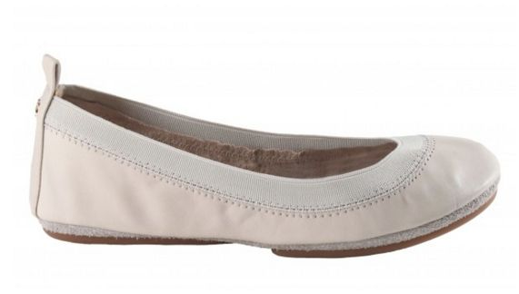 """""""These legitimately feel like slippers. I had boycotted flats for being too painful, but then I discovered these!They'r"""