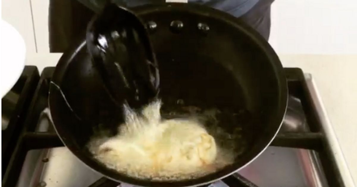 This Is The ONLY Way You Should Be Frying Your Eggs