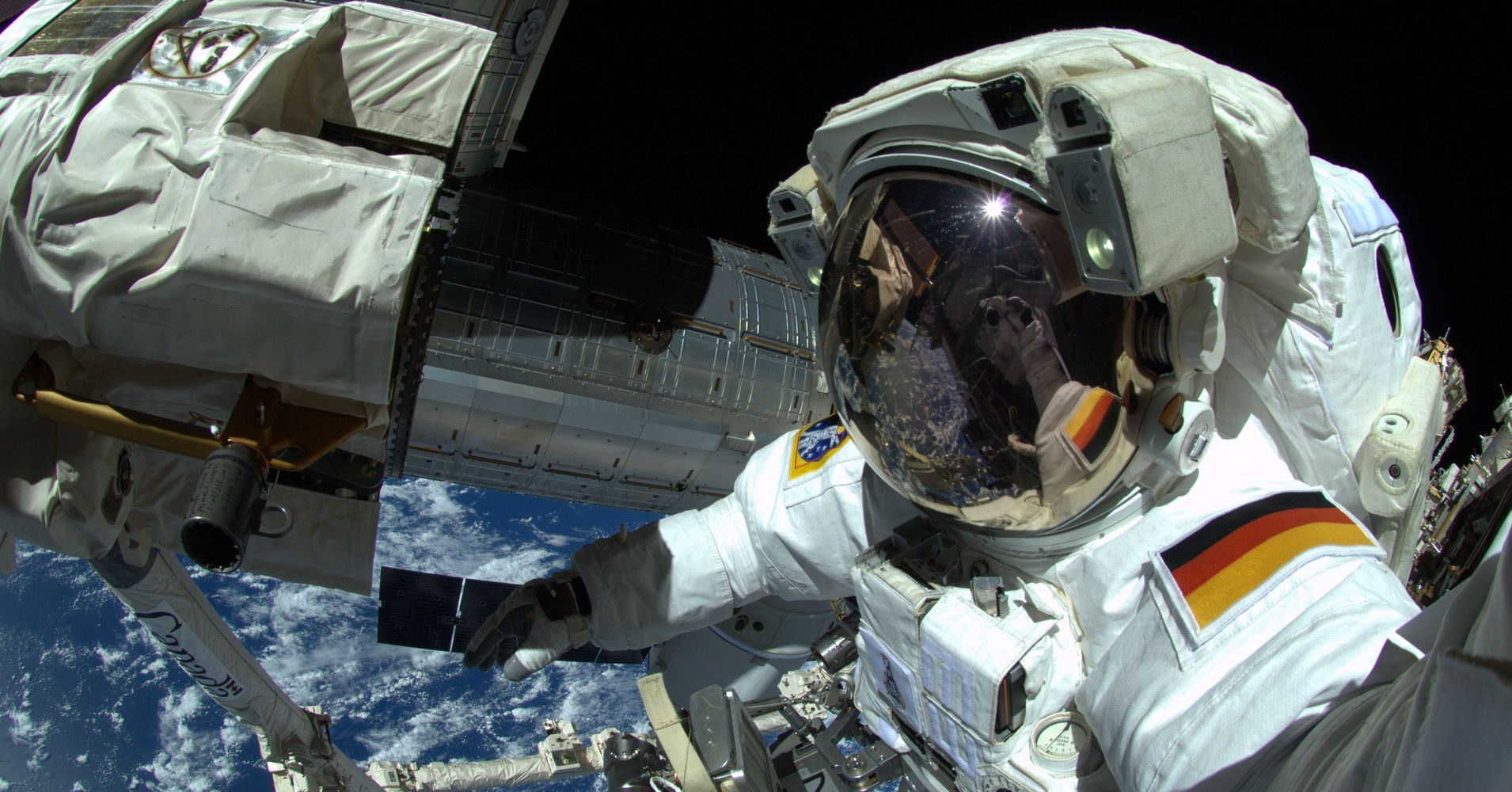 astronaut effects space travelling - photo #8