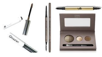 Best new eyebrow products.