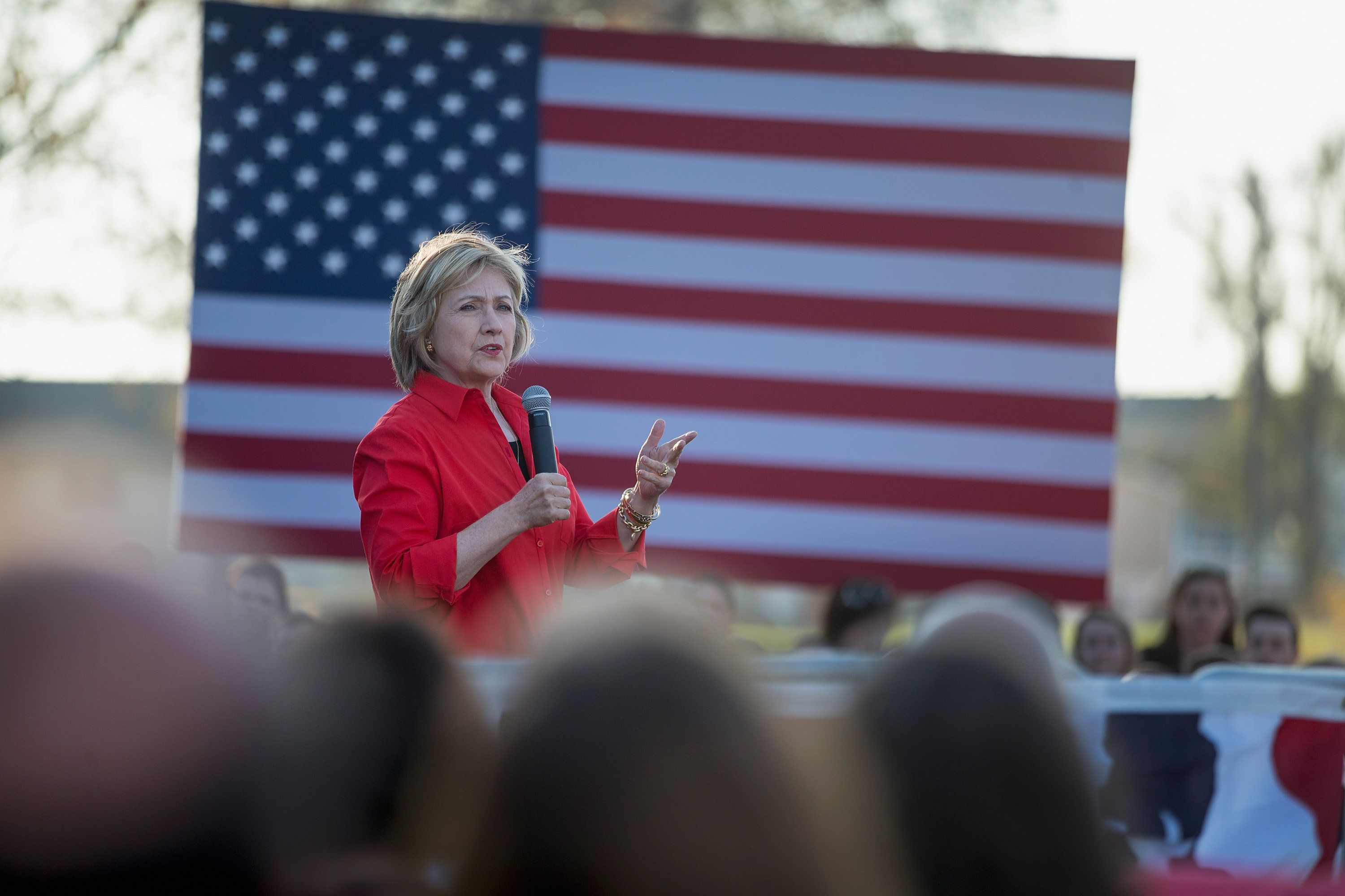 Hillary Clinton wants marijuana to be classified as a less dangerous substance.