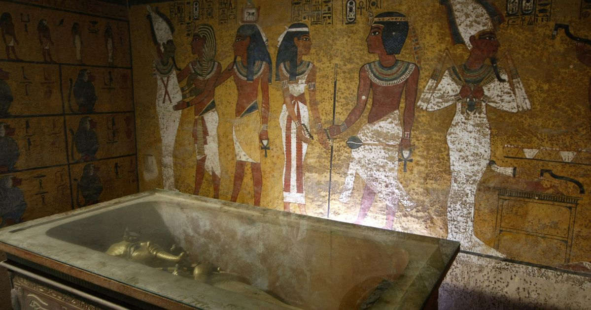 scans of king tut 39 s tomb show 39 90 percent 39 chance of. Black Bedroom Furniture Sets. Home Design Ideas