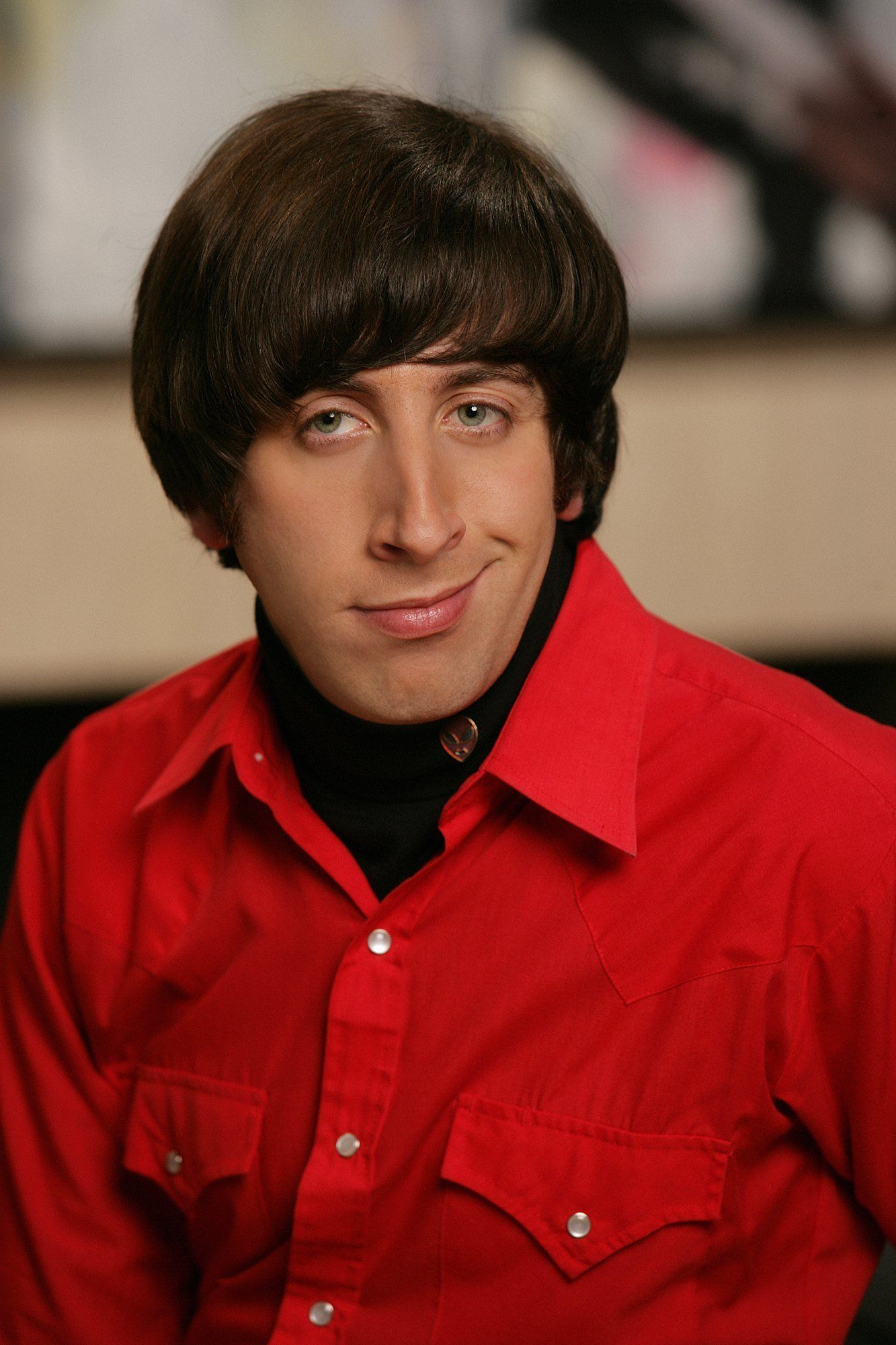 LOS ANGELES - FEBRUARY 15:  Simon Helberg stars in THE BIG BANG THEORY on the CBS Television Network. (Robert Voets/CBS via Getty Images)