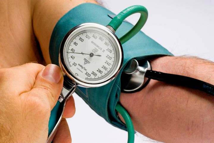 how to measure blood pressure in the morning