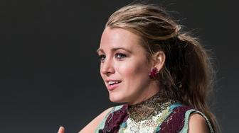 NEW YORK, NY - APRIL 22:  Actress Blake Lively attends the Apple Store Soho Presents Meet The Filmmaker: Blake Lively, 'Age of Adaline' at Apple Store Soho on April 22, 2015 in New York City.  (Photo by Gilbert Carrasquillo/FilmMagic)