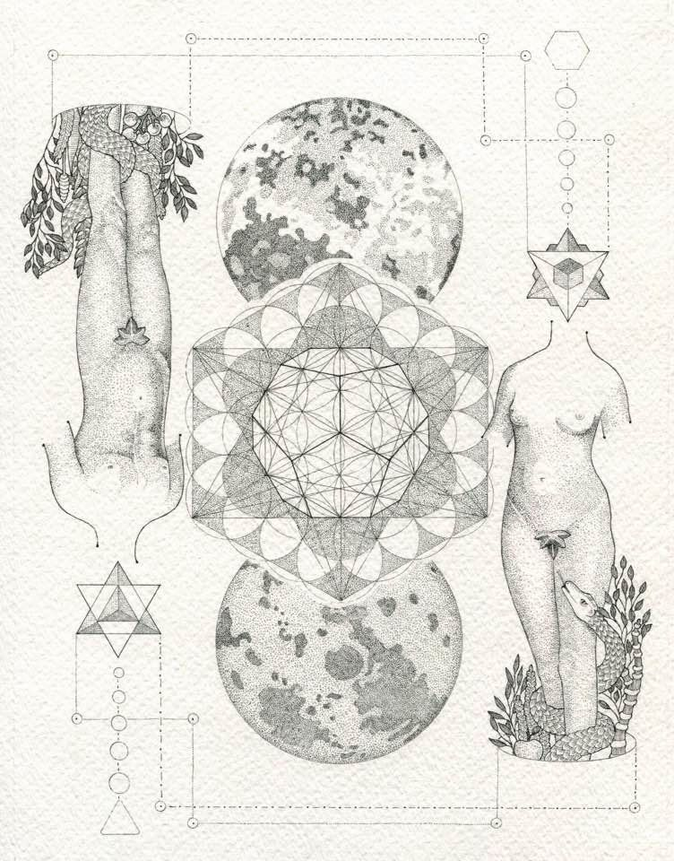 "Inge Vandormael, ""Venus and Mars"""