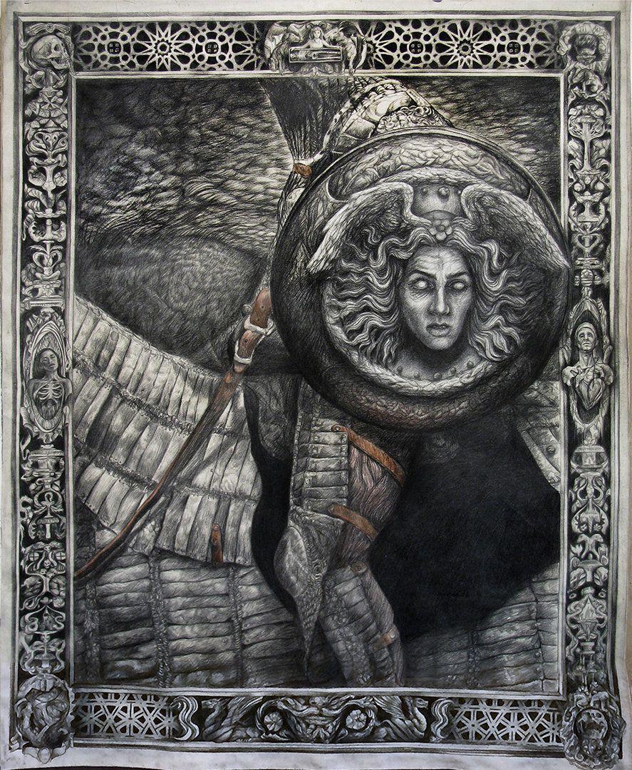"""Sergio Barrale, """"The Gorgon"""""""